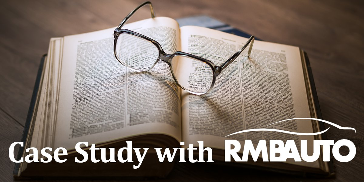 Case Study with RMB Automotive